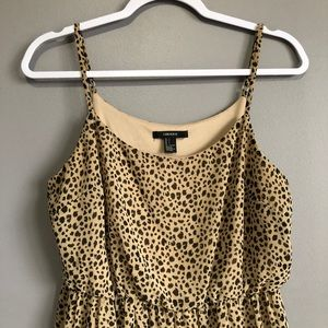 Forever 21 Dresses - Forever21 • Leopard Print Dress